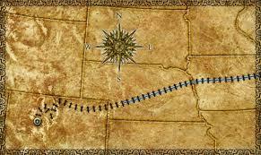 last train map